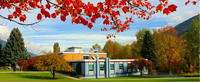 Silver King Campus in Fall
